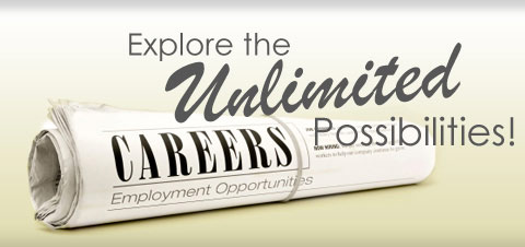 Unlimited Careers Possibilities
